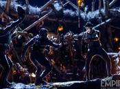 """Nueva imagen entre bastidores amanecer planeta simios"""" toby kebbell"""