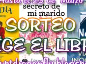 """Sorteo """"Elige libro"""" CERRADO"""