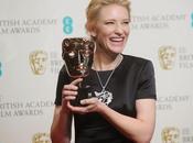 BAFTA 2014: premiados alfombra roja