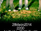 Nocturnos concierto elche: viernes marzo, sala subway