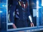 presenta póster Deathlok Agents S.H.I.E.L.D.