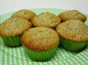 """Muffins cava limón """"Reto Alfabeto dulce"""""""