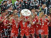 Bayern Múnich campeón Bundesliga