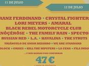 Festival Anuncia Nuevas Confirmaciones