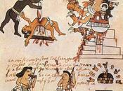 """""""sacrificio gladiatorio"""" durante """"tlacaxipehualiztli"""" México Antiguo"""