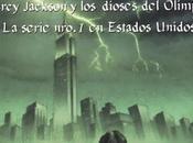 Percy Jackson Dioses Olimpo, Ladrón Rayo Rick Riordan