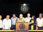 paro nacional Moyano Barrionuevo será abril
