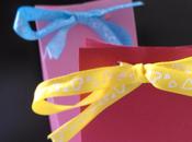 Paquete para regalos idea Valentín