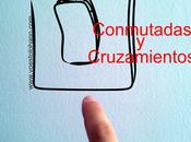 Otros Interruptores hogar: Conmutadas Cruzamientos