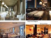 Madrid restaurant week 2014