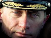 Vladimir Putin, presidente Rusia.