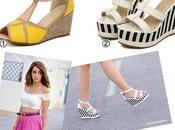 Spring Shopping: Wedges, heels flats