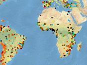 Conflictos ambientales: mapa