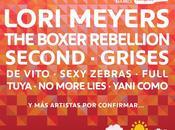 Polifonik Sound 2014: Lori Meyers, Grises, Sexy Zebras, Second, Full...
