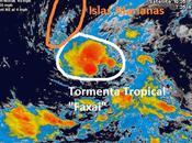 "Tormenta tropical ""Faxai"" forma Pacífico oeste"