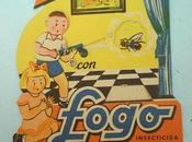 Anuncios antiguos insecticidas