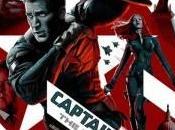 Nuevo anuncio para Capitán América: Soldado Invierno material nuevo