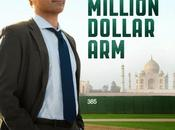 Nuevo póster 'million dollar arm'