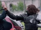 'Capitán América: soldado invierno', caballero oscuro Marvel.