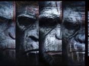 """Anuncio para """"Dawn Planet Apes"""""""