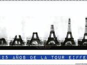 Torre Eiffel, joven años