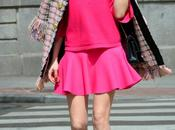 Street Style Pink