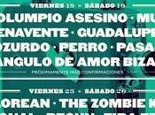 Tomavistas Fest Madrid: Columpio Asesino, León Benavente, Zombie Kids, Delorean...