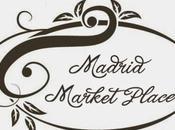 Madrid market place