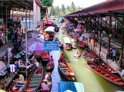Fotos Mercado Flotante Bangkok (Tailandia)