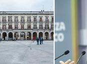 Patxi López Plaza España Vitoria