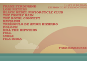 Festival amplía oferta Second, Full, Jack Knife, Smile, Royal Concept...