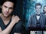 Riley estrella invitada capítulos 'Doctor Who' escritos Mark Gatiss.