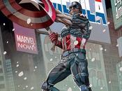 Masterclass Carlos Pacheco (II): creación nuevo Capitán América