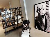 Cassina inaugura flagship store Barcelona instalación sobre Charlotte Perriand