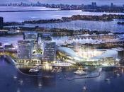 David Beckham presenta propuesta estadio puerto Miami