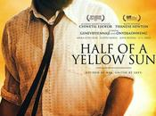 Chiwetel ejiofor nuevo póster 'half yellow sun'