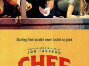 """Póster """"chef"""" nueva película favreau"""