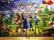 Nuevo quad póster legends dorothy´s returns