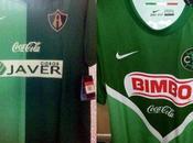 Camisetas Nike verdes América, Atlas, Xolos Pachuca