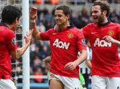 Video: 'Chicharito' Hernández contra Newcastle United