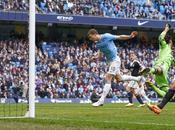 Silva dirige goleada City