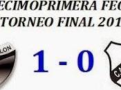 Colón:1 Boys:0 (Fecha 11°)