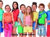 ZIPPY presenta colección primavera-verano llena color