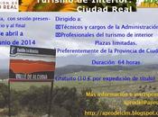 """Curso """"Innovación Turismo Interior: Ciudad Real"""""""