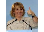 """Esperanza Aguirre: Sólo grabábamos toma nueva versión Citröen"""""""