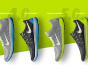Nike Free Running 2014 revoluciona flexibilidad movimiento natural #barefoot running