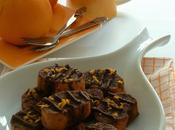 Mini Torrijas Chocolate Naranja