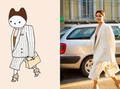 Mooki, blog which gathers cats street style