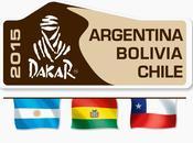 Dakar 2015: Recorrido