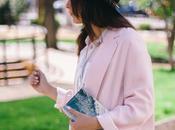 Pink blazer/coat